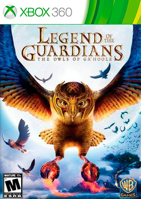 Скачать торрент Legend of the Guardians: The Owls of Ga'Hoole [REGION FREE/RUS] для xbox 360 бесплатно