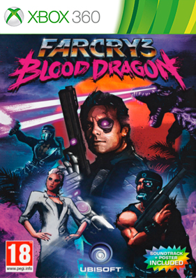 Far Cry 3 - Blood Dragon [XBLA/FREEBOOT/RUSSOUND]
