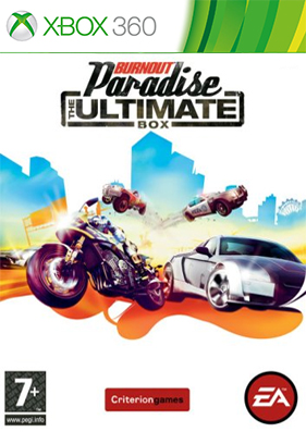 Скачать торрент Burnout Paradise: The Ultimate Box [REGION FREE/RUS] на xbox 360 без регистрации