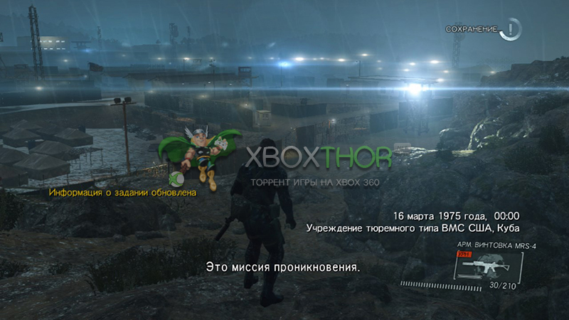 Скачать торрент Metal Gear Solid V: Ground Zeroes [PAL/RUS] (LT+1.9 и выше) на xbox 360 без регистрации