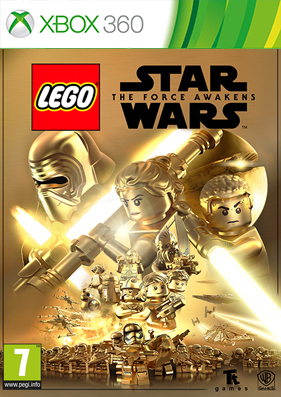 Скачать торрент LEGO Star Wars: The Force Awakens [REGION FREE/RUS] (LT+3.0) для xbox 360 бесплатно