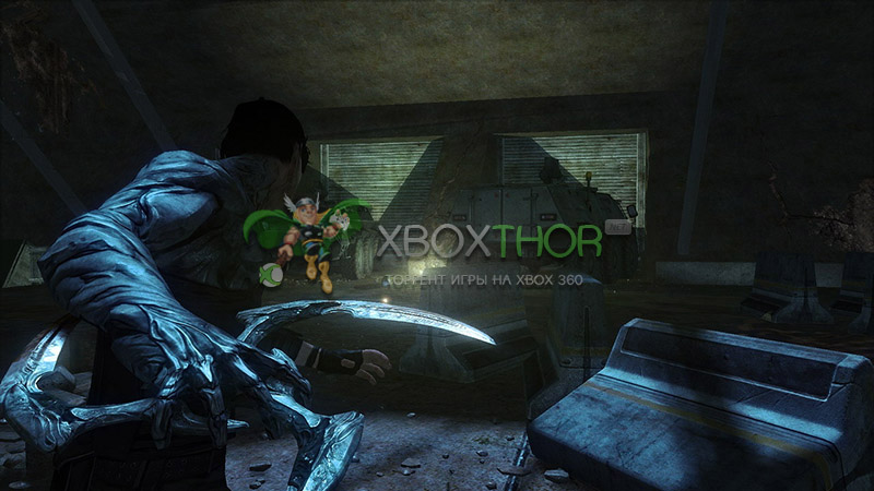 Скачать торрент Dark Sector [REGION FREE/RUSSOUND] на xbox 360 без регистрации