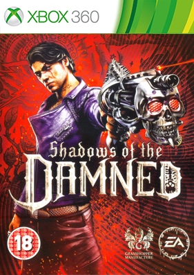 Shadows of the Damned [GOD/FREEBOOT/RUS]