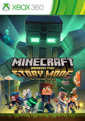 Скачать торрент Minecraft: Story Mode - Season Two - The Complete Adventure [XBLA/FREEBOOT/RUS] для xbox 360 бесплатно