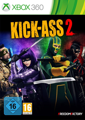 Kick-Ass 2: The Video Game [GOD/FREEBOOT/RUS]