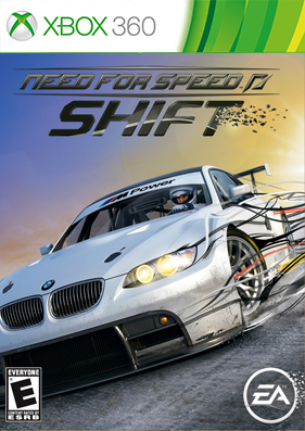 Скачать торрент Need For Speed: Shift [DLC/FREEBOOT/RUSSOUND] на xbox 360 без регистрации