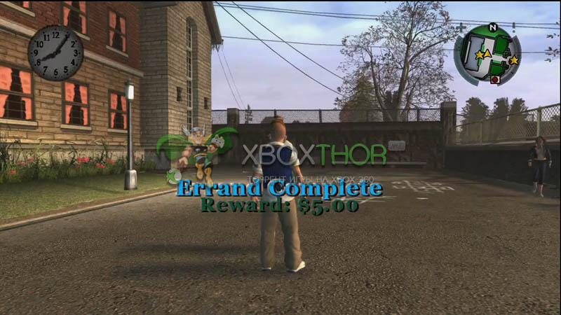 Скачать торрент Bully Scholarship Edition [PAL/RUS] на xbox 360 без регистрации