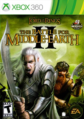 Скачать торрент The Lord of the Rings: The Battle for Middle-earth 2 [FREBOOT/RUS] для xbox 360 бесплатно