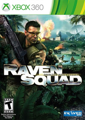 Raven Squad: Operation Hidden Dagger [FREEBOOT/RUS]