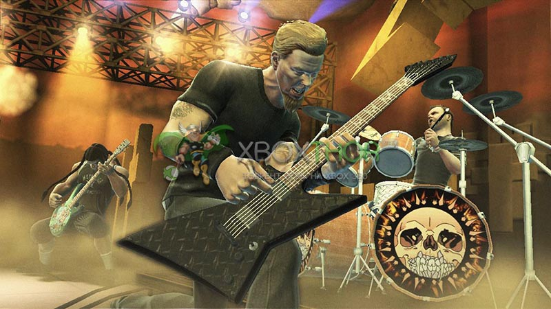 Скачать торрент Guitar Hero: Metallica [REGION FREE/ENG] на xbox 360 без регистрации