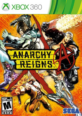 Скачать торрент Anarchy Reigns [DLC/FREEBOOT/ENG] на xbox 360 без регистрации