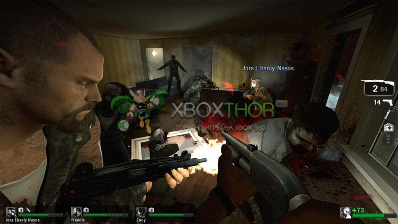 Скачать торрент Left 4 Dead: Game of the Year Edition [RUSSOUND] на xbox 360 без регистрации