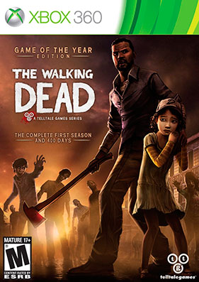 Скачать торрент The Walking Dead: Game of the Year Edition [REGION FREE/ENG] для xbox 360 бесплатно