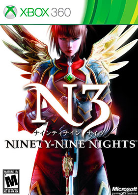 N3: Ninety-Nine Nights [REGION FREE/RUS]
