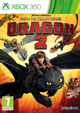 How to Train Your Dragon 2 [FREEBOOT/ENG]