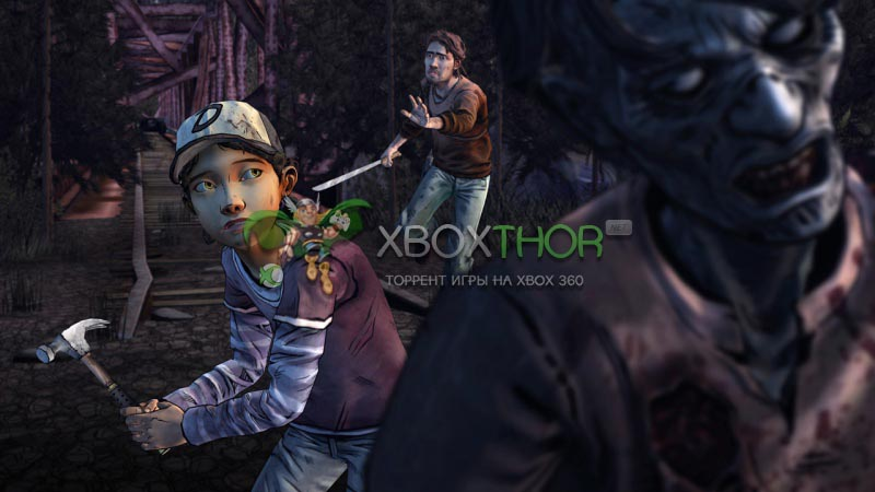 Скачать торрент The Walking Dead: Season Two [FREEBOOT/RUS] на xbox 360 без регистрации