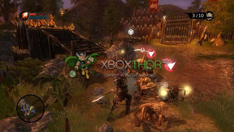 Скачать торрент Overlord: Raising Hell [DLC/FREEBOOT/RUSSOUND] на xbox 360 без регистрации