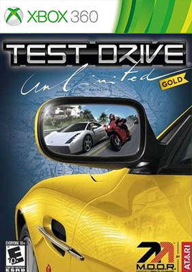 Test Drive Unlimited Gold [GOD/RUS]