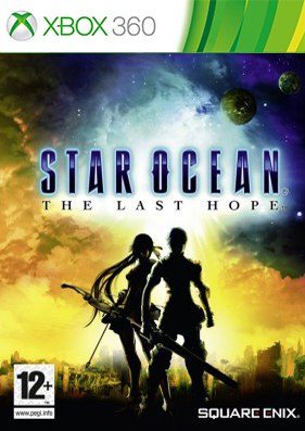 Star Ocean: The Last Hope [FREEBOOT/ENG]