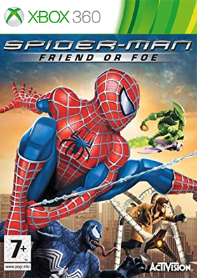 Spider-Man: Friend or Foe [FREEBOOT/RUS]