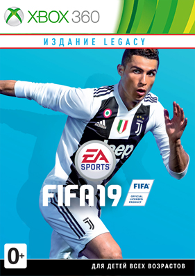 FIFA 19. Legacy Edition [PAL/RUSSOUND] (LT+3.0)