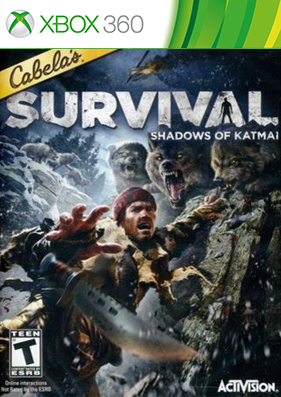 Cabela's Survival: Shadows of Katmai [FREEBOOT/RUS]
