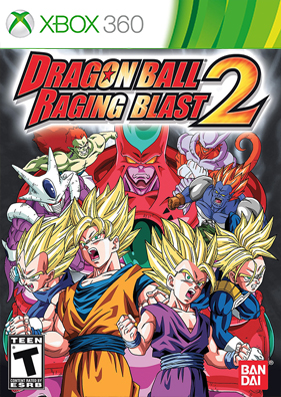 Dragon Ball: Raging Blast 2 [DLC/GOD/FREEBOOT/ENG]