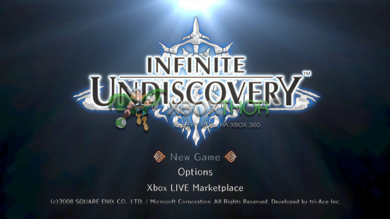 Скачать торрент Infinite Undiscovery [FREEBOOT/ENG] на xbox 360 без регистрации