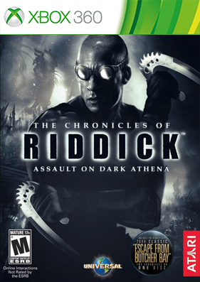 Скачать торрент The Chronicles of Riddick: Assault on Dark Athena [DLC/FREEBOOT/RUS] для xbox 360 бесплатно