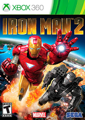 Скачать торрент Iron Man 2 The Video Game [REGION FREE/RUS] на xbox 360 без регистрации