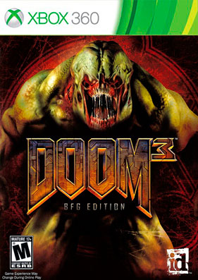 Doom 3 BFG Edition [PAL/RUSSOUND] (LT+2.0)