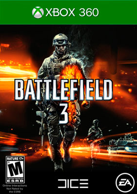 Battlefield 3 [PAL/RUSSOUND] (LT+3.0)