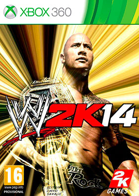 WWE 2K14 [GOD/ENG]