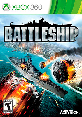 Battleship: The Video Game [GOD/RUS]