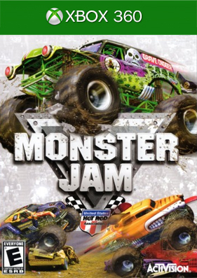 Monster Jam Battlegrounds [XBLA/ENG]