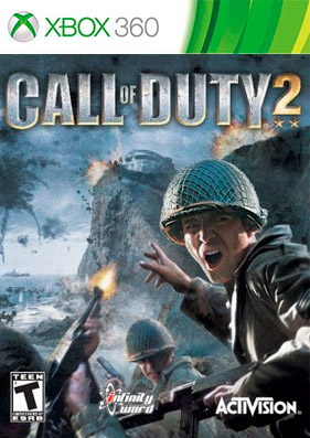 Call of Duty 2 [GOD/RUS]