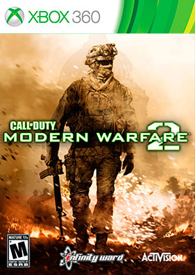 Скачать торрент Call of Duty - Modern Warfare 2 [PAL/RUSSOUND] (LT+3.0) на xbox 360 без регистрации