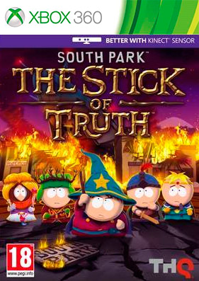 Скачать торрент South Park: The Stick of Truth Ultimate Edition + Trainer [GOD/RUS] для xbox 360 бесплатно
