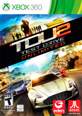 Test Drive Unlimited 2 [REGION FREE/RUS]