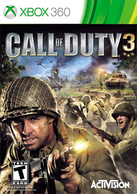 Call of Duty 3 [GOD/RUSSOUND]