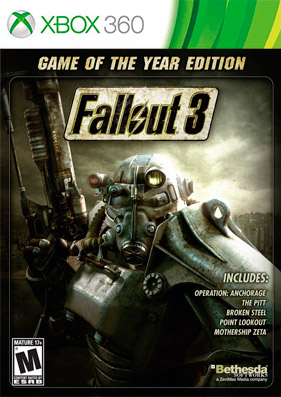 Fallout 3 - Game Of The Year Edition [JTAG/RUSSOUND]