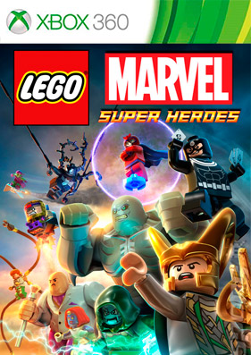 Скачать торрент LEGO Marvel Super Heroes [REGION FREE/GOD/RUS] на xbox 360 без регистрации