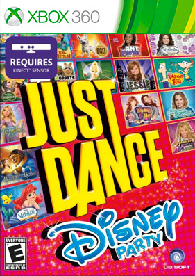 Скачать торрент Just Dance: Disney Party [REGION FREE/GOD/ENG] на xbox 360 без регистрации