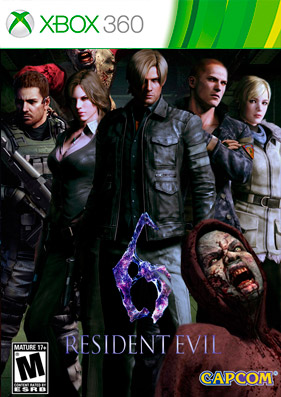 Resident Evil 6 [REGION FREE/RUSSOUND] (LT+3.0)