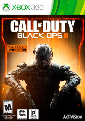 Call Of Duty Black Ops 3 [REGION FREE/RUS/MULTI] (LT+3.0)