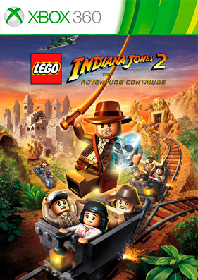 Скачать торрент LEGO Indiana Jones 2: The Adventure Continues [REGION FREE/RUS] для xbox 360 бесплатно