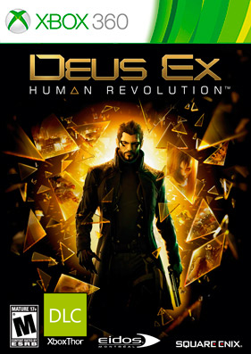 Deus Ex: Human Revolution + DLC [REGION FREE/GOD/RUSSOUND]