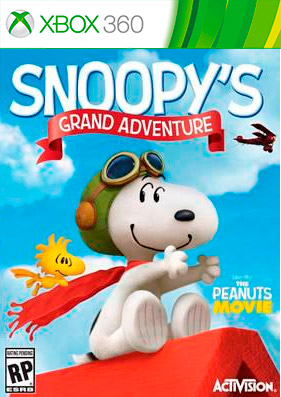 Скачать торрент The Peanuts Movie: Snoopy's Grand Adventure [REGION FREE/GOD/ENG] для xbox 360 бесплатно